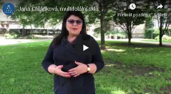 videoreference Optika Anděl Jana Chládková