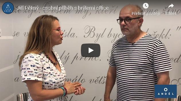 videoreference Optika Anděl Jiří Pěkný