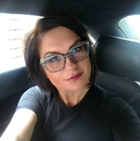 Šárka Volemanová – samozabarvovací multifokální brýle
