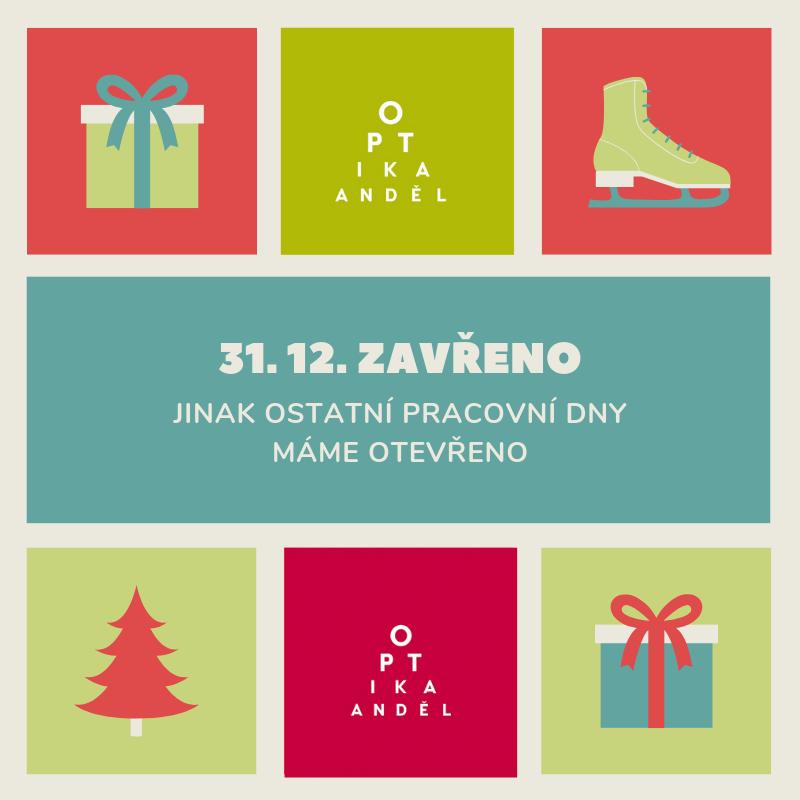 Otevírací doba Vánoce