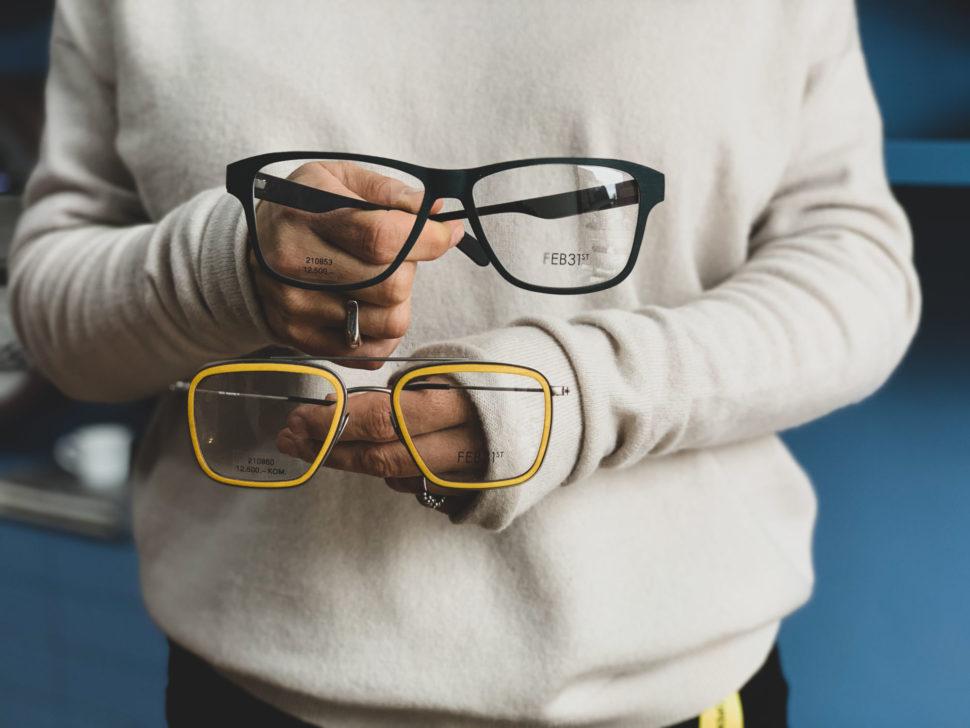 Dioptrické brýle FEB31ST