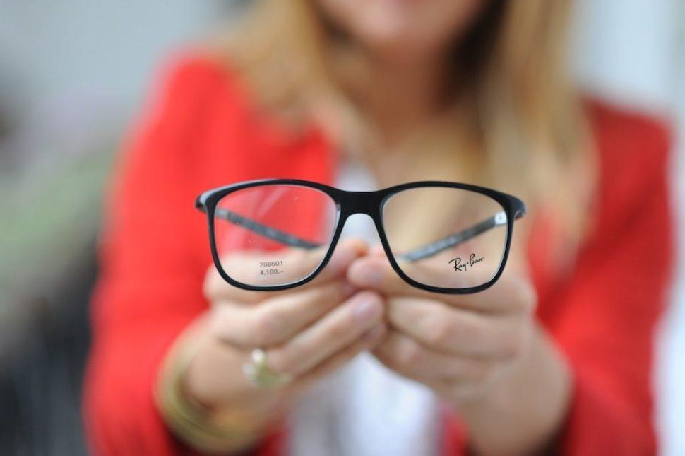 Dioptrické brýle dámské Ray Ban