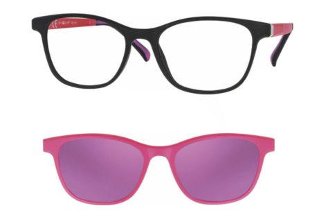 Dětské sluneční brýle sluneční klip nadioptrické brýle