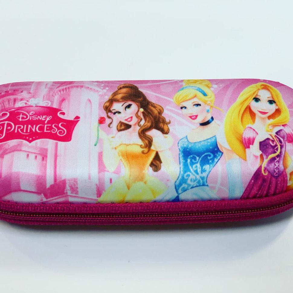 Dětské pouzdro nabrýle Disney princezny