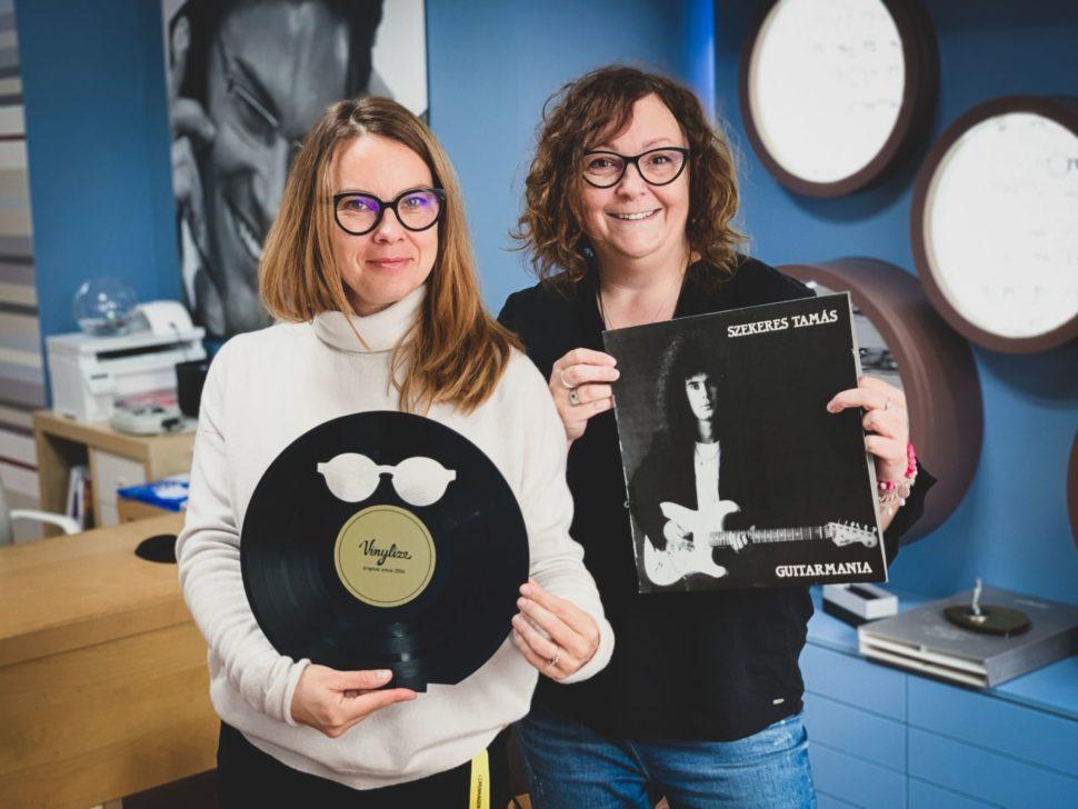 Vinylové brýle Vinylize