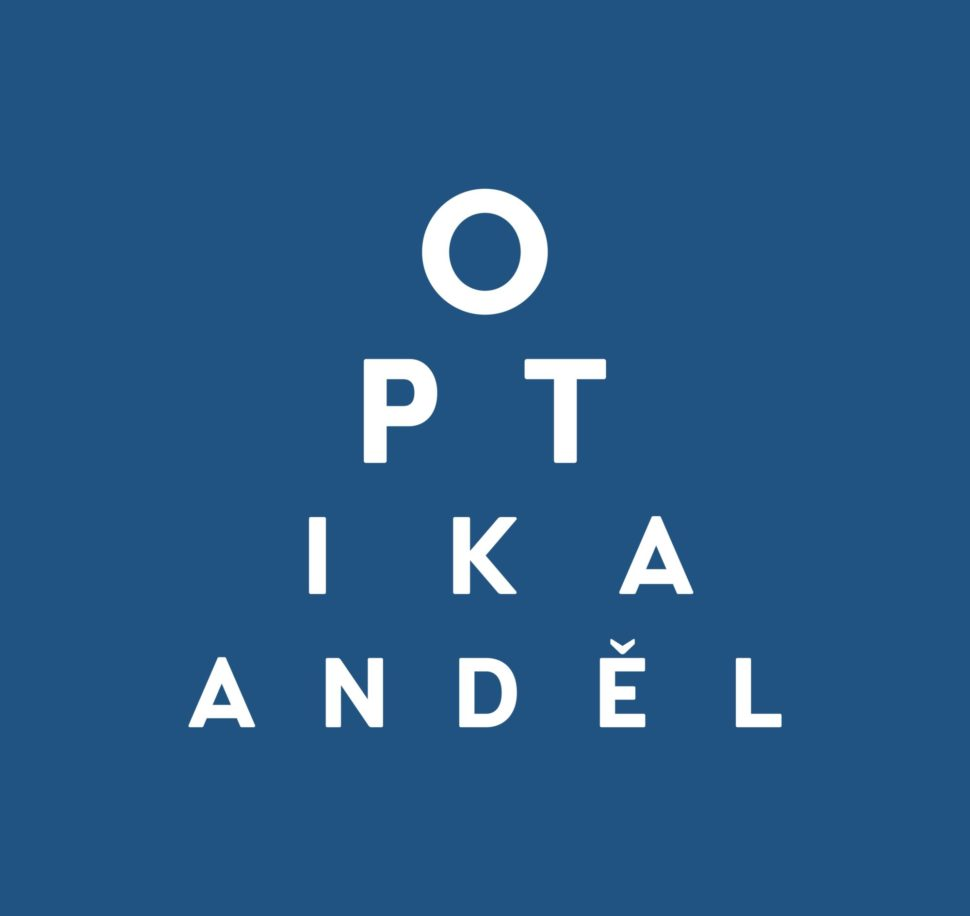 Optika Anděl logo