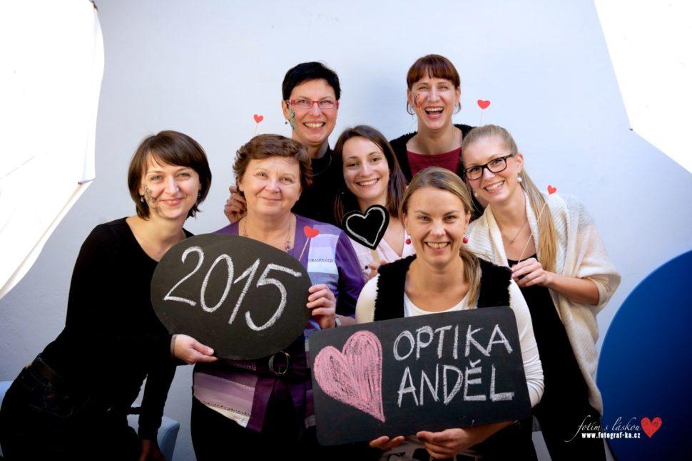 Foto tým Optika Anděl PF2015