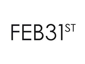 FEB31ST výrobce brýlí logo