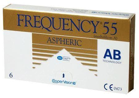 Balení kontaktních čoček Frequency Aspheric od CooperVision