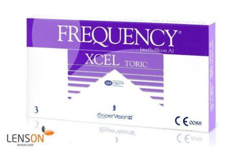 Balení kontaktních čoček Frequence Xcel od CooperVision