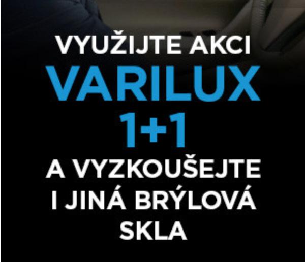 Dioptrická skla pro řidiče Varilux AKCE